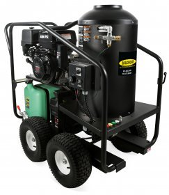 Magnum 4000 PSI @ 3.7 GPM Hot Water Pressure Washer