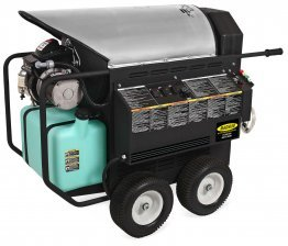 Magnum 3000 PSI @ 3.9 GPM Hot Water Pressure Washer